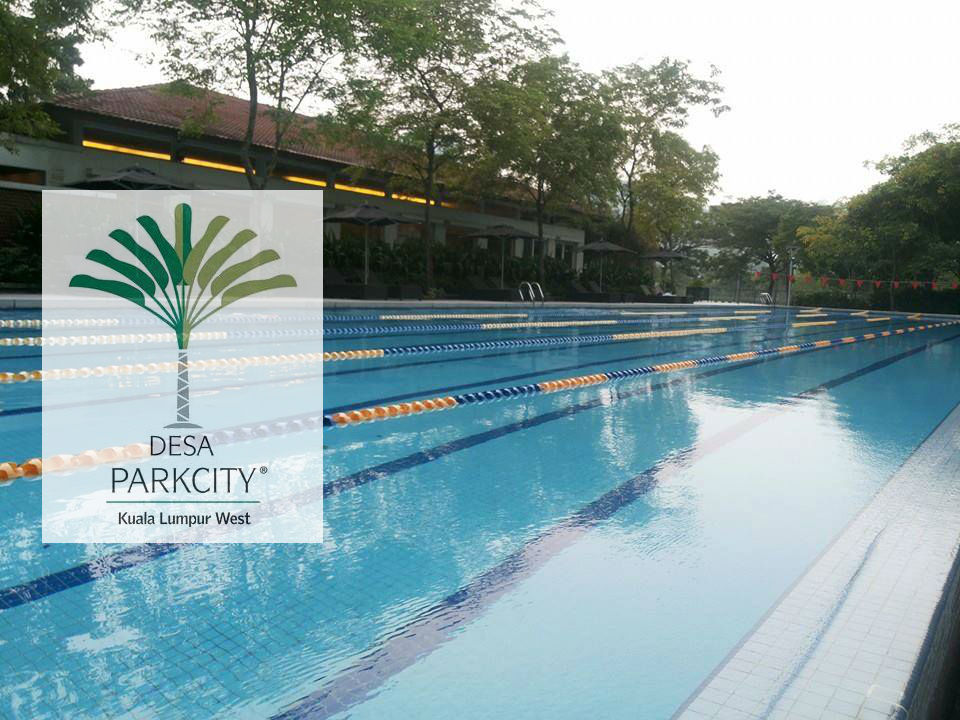 Desa Park City Club Pool